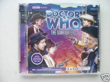 Doctor Who  The Gunfighters CD Audio Soundtrack